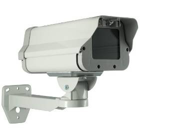 DV-HOU-4510-HB Weatherproof aluminum camera housing